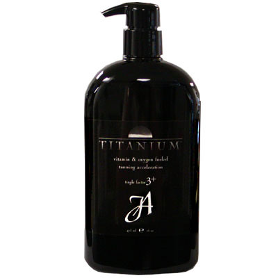 Titanium 16 oz. Tanning Lotion by John Abate