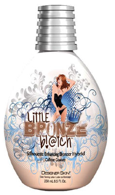 Little Bronze b!@tch Tanning Lotion