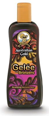 Australian Gold Gelee with bronzers