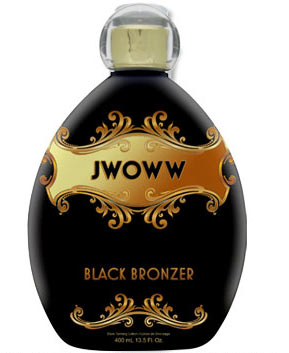 JWOWW Black Bronzer Tanning Lotion by Australian Gold