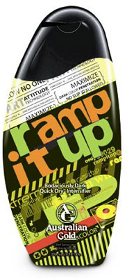 Ramp It Up Intensifier Tanning Lotion by Australian Gold