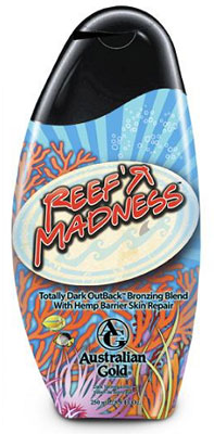 Reef'r Madness Tanning Lotion