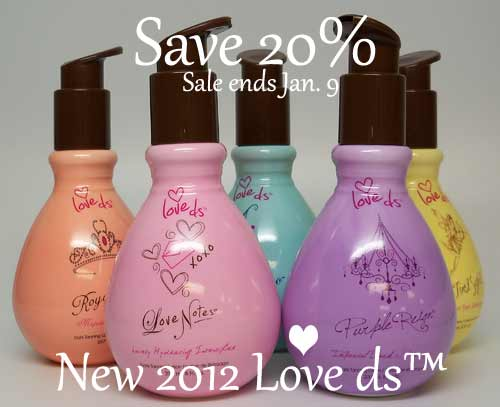 New 202 Love ds™ Product Line from Designer Skin