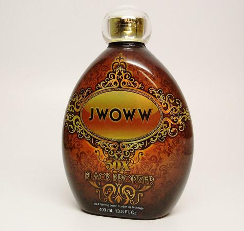 Jwoww 50x black bronzer