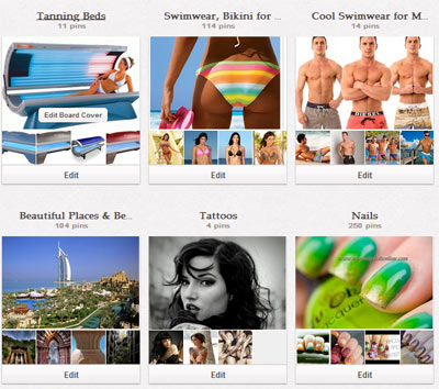 TanForLess on Pinterest