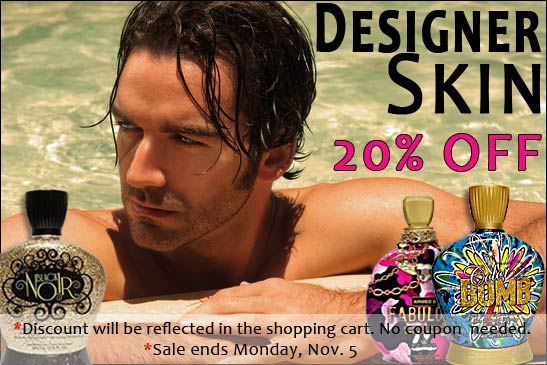 Designer Skin 20% Off Sale