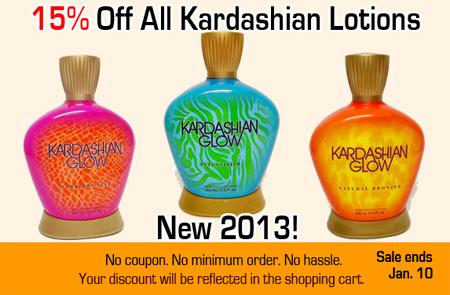 Kardashian Glow Tanning Lotion