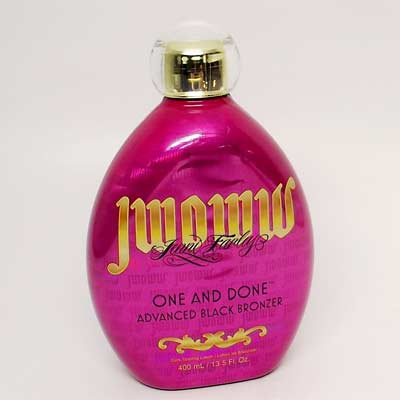 Jwoww One and Done Black Bronzer