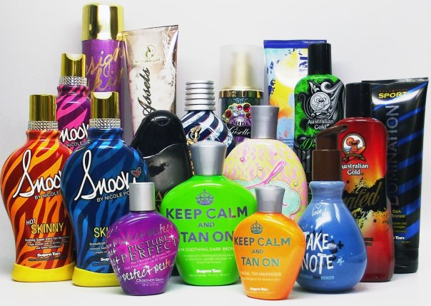 2014 tanning lotions