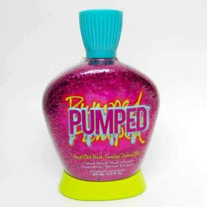 Designer Skin PUMPED Dark Tanning Intensifier - 13.5 oz.