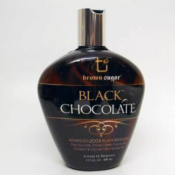 Brown Sugar BLACK CHOCOLATE 200X Black Bronzer - 13.5 oz.