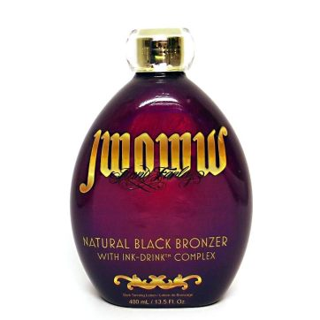 JWOWW NATURAL BLACK BRONZER - 13.5 oz.