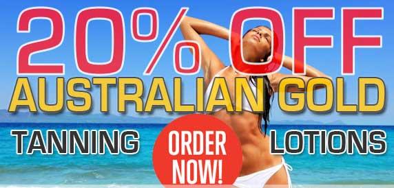 20% Off Australian Gold