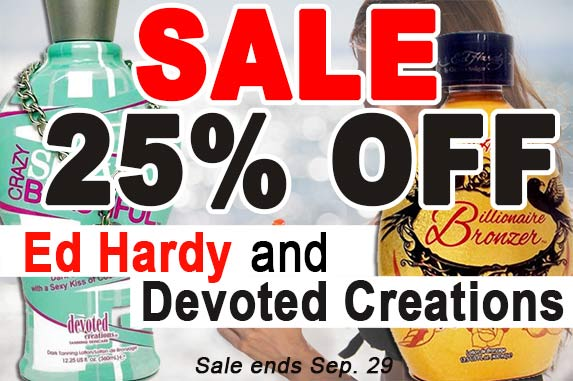 Ed Hardy and Devoted Creations Sale