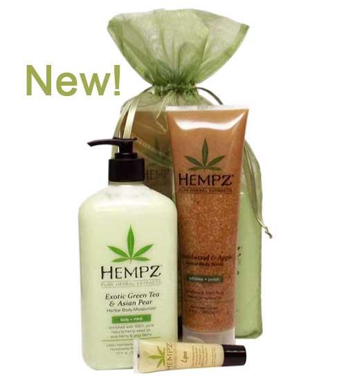 Green Tea Bath & Body Gift Set