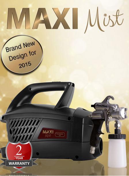 MaxiMist TNT-Pro Spray Tanning System