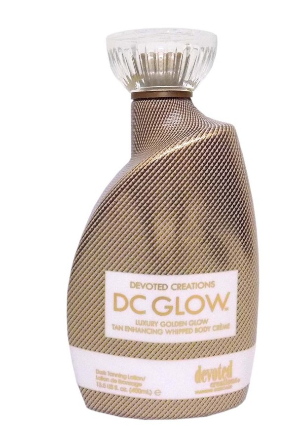 Devoted Creations DC GLOW Dark Tanning Whipped Body Creme - 13.5 oz.