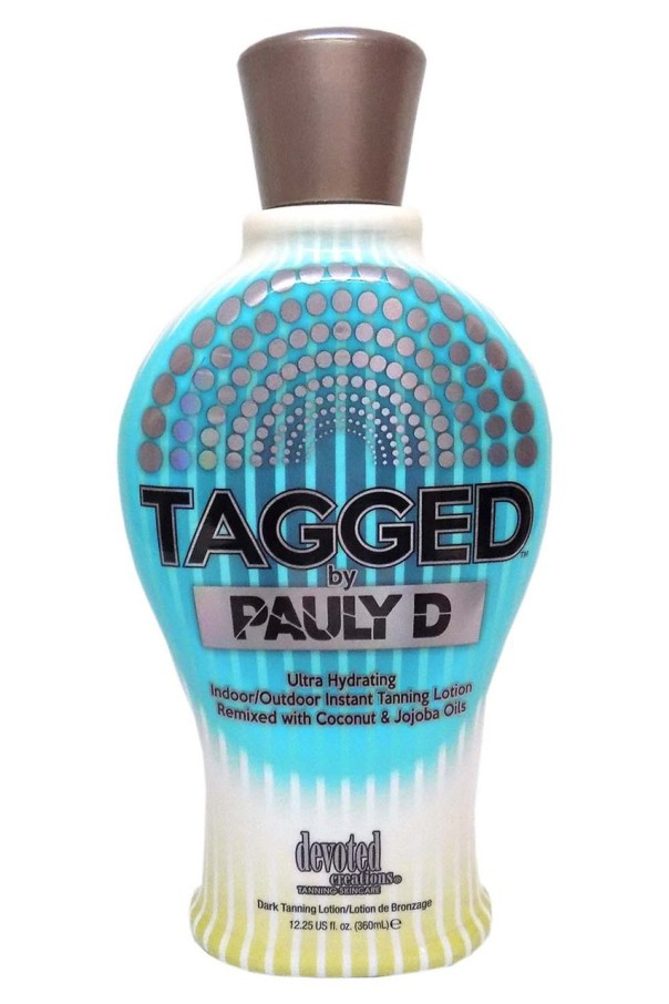 Devoted Creations PAULY D TAGGED Instant Indoor/Outdoor Lotion - 12.25 oz.