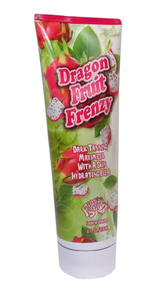Fiesta Sun DRAGONFRUIT FRENZY Dark Tan Maximizer - 8 oz.