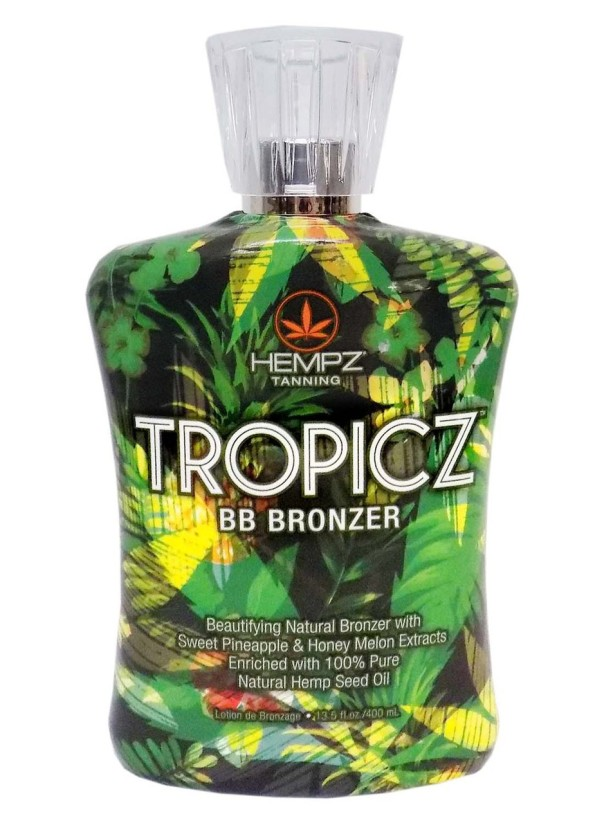 Hempz TROPICZ BB Natural Bronzer - 13.5 oz.