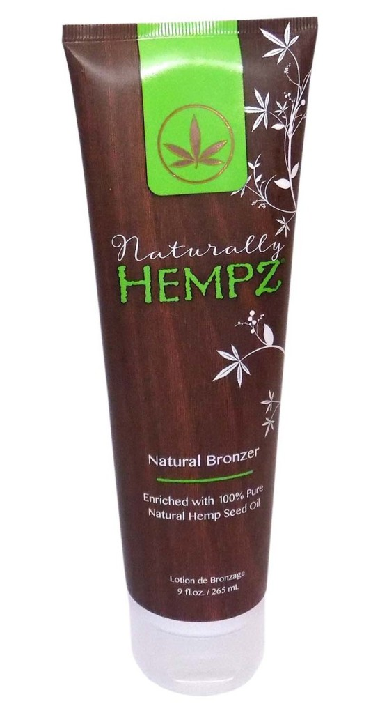 Hempz NATURALLY HEMPZ Natural Bronzer - 9 oz.