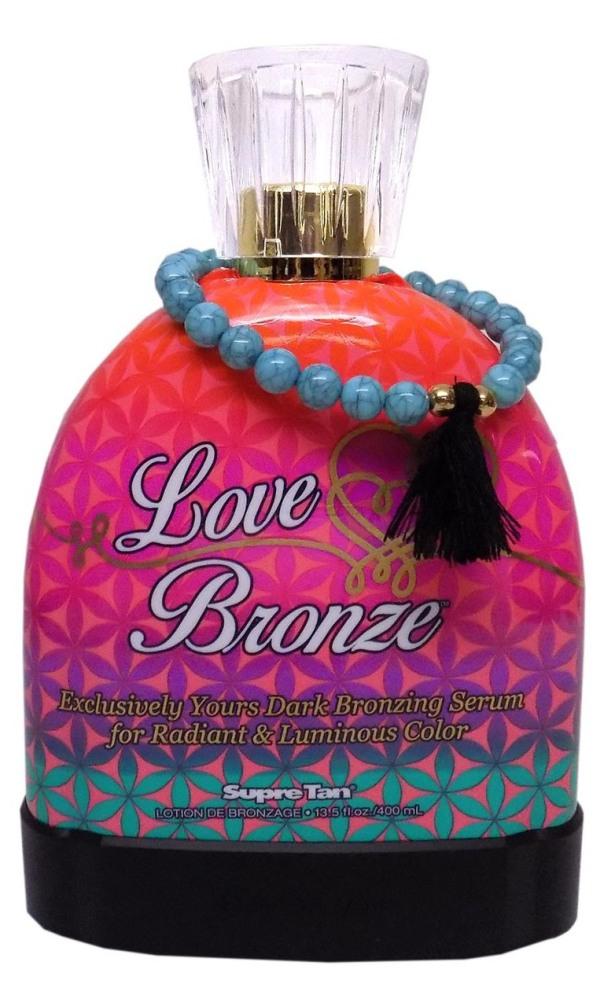 Supre LOVE BRONZE Dark Bronzing Serum - 13.5 oz.