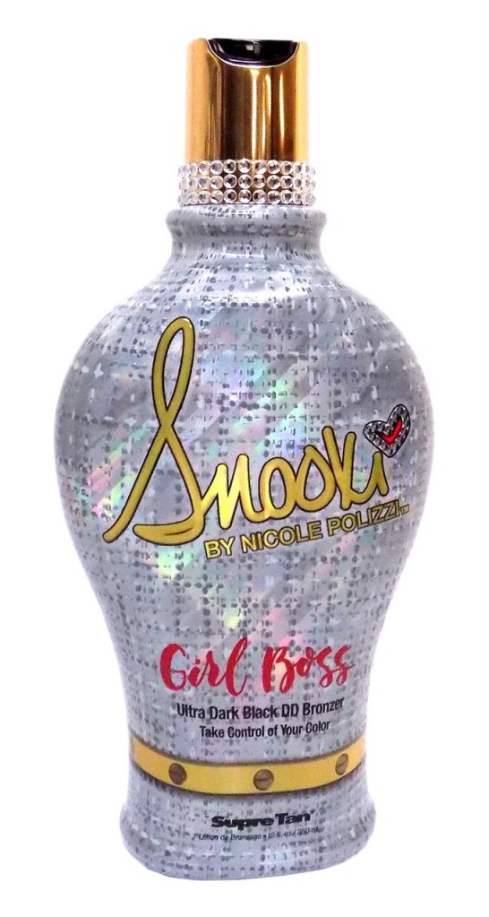 NEW 2017 Supre SNOOKI GIRL BOSS Ultra Dark Bronzer - 12 oz.