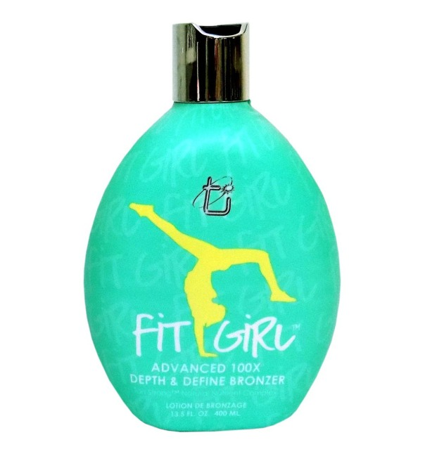 Brown Sugar FIT GIRL Advanced 100X Bronzer - 13.5 oz.